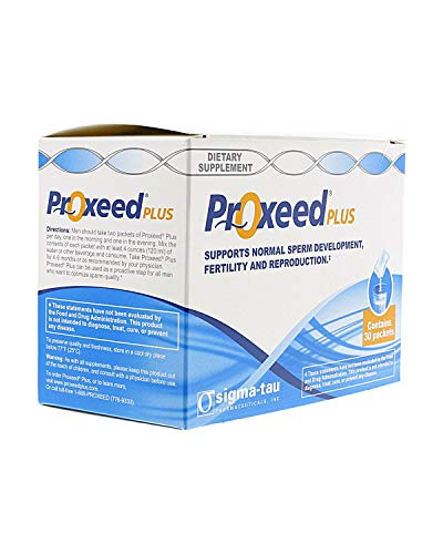 PROXEED Plus – Male Fertility Supplement – 30 Servings