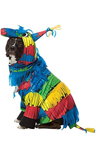Rasta Imposta Pinata Dog Costume, Small ()