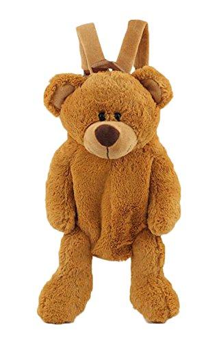 Plüsch-Karikatur-entzückende Bären-Handtasche für Kind-Geldbeutel