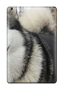 Best High Grade Flexible Tpu Case For Ipad Mini 3 - Animal Wolf 6797035K68849157