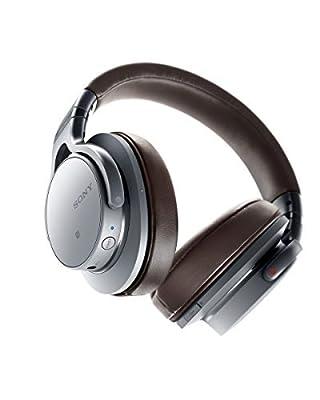 Sony Hi-Res Bluetooth Stereo Over-Ear Headphones