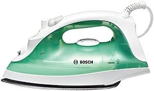 Bosch TDA2315 Dampfbügeleisen Ferro Vap. Inox B (1800 Watt max., Dampfstoß 40...