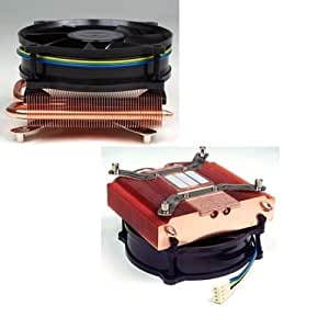 Amazon.com: Thermolab LP53 Slim & Quiet CPU Cooler Intel 1155/1156