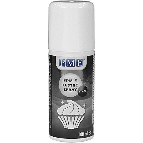 - PME Sugarcraft Lustre Spray - Black