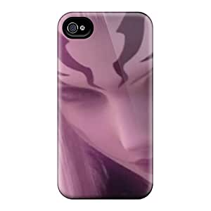 Hot UrU47TVvP Case Cover Protector For Iphone 4/4s- Ultimecia Dissidia