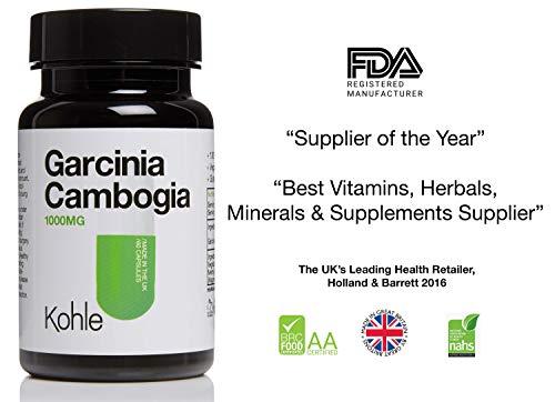Garcinia Cambogia Awarded Best Uk Vitamin Supplier Weight Loss