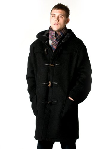 Original Montgomery Mens Duffle Coat -- Toggle Coat at Amazon ...