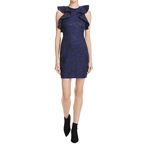 Dresses Evening Jacquard Dress - 5