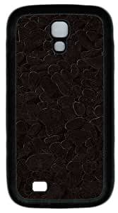 Popular Designed Abstract cells Custom Samsung Galaxy I9500/S4 Case Cover ¡§C PC ¡§C Black BY Xincase