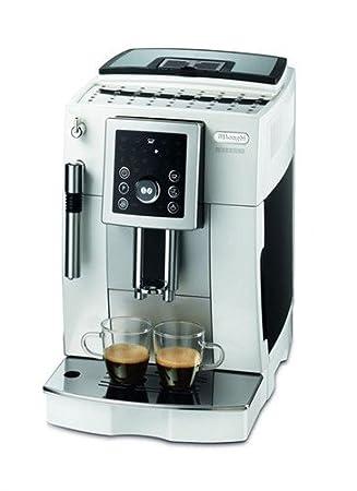 DeLonghi ECAM 23.210.W - Máquina de café, 1450 W, 230 V,