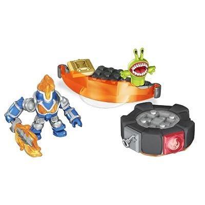 Mega Bloks  Skylanders  Ignitor's Battle Portal: Toys & Games