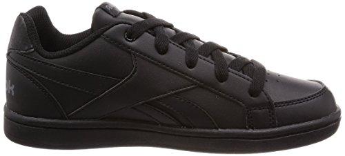 Reebok Royal Prime, Zapatillas de Deporte Unisex Niños Negro (Black / Ash Grey)