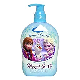 Disney Frozen Frosted Berry scented Hand Soap