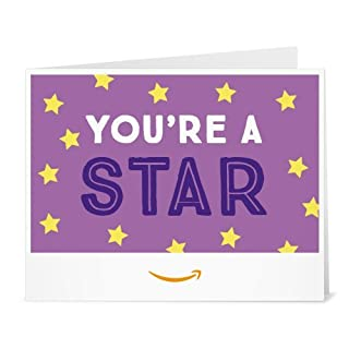 Amazon Gift Card - Print - You're a Star (Purple) (B01N7HK4VP) | Amazon price tracker / tracking, Amazon price history charts, Amazon price watches, Amazon price drop alerts
