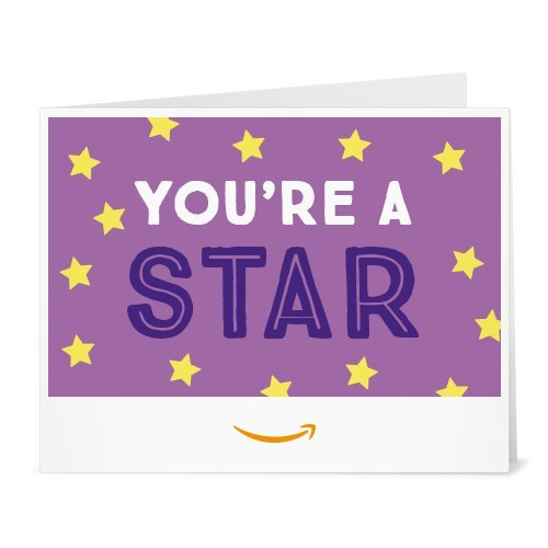 You're a Star (Purple) Print at home link image