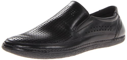 Stacy Adams Men's Northshore Moc Toe Slip On Shoes  - 11.0 M