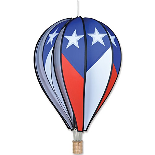 Hot Air Balloon 26 in. - Patriotic