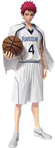 쿠로코의 농구 MASTER STARS PIECE SEIJURO AKASHI 아카시정 산쥬로 겉 상자 오름 약20cm 피규어
