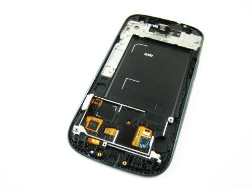 Amazon.com: For Samsung Galaxy S3 SIII GT-i9300 Black ~ Full LCD ...