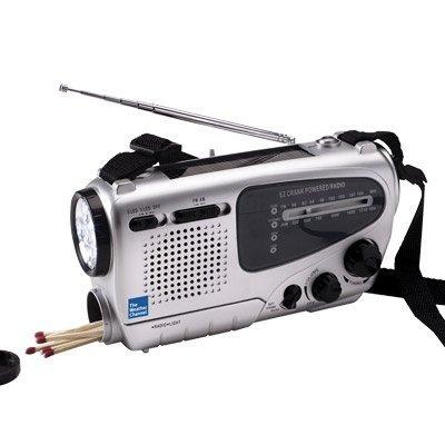 Excalibur EZ Crank/Solar Radio
