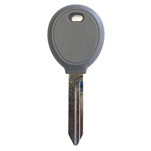 BestKeys 2000 Jeep Grand Cherokee Uncut Replacement Transponder Ignition Chip Key ()
