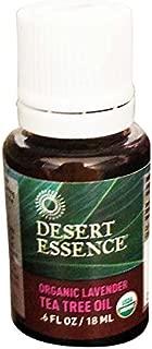product image for Desert Essence, Oil Tree Tea Lavender Organic, 0.6 Fl Oz