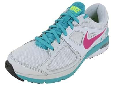 Nike Women's NIKE AIR FUTURUN WMNS TRAINING SHOES 8 Women US (PR PLTNM/FSN PNK/SPRT TRQ/VLT)