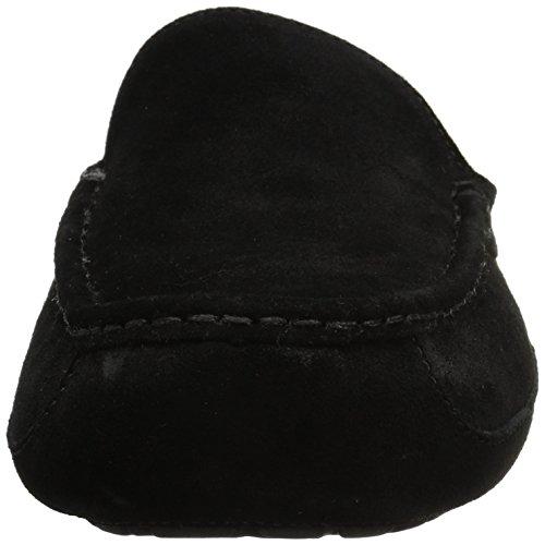 Australia Slipper UGG 2 China Ascot 12B Tea Black Men's Noir Leather PgqwdI7xq
