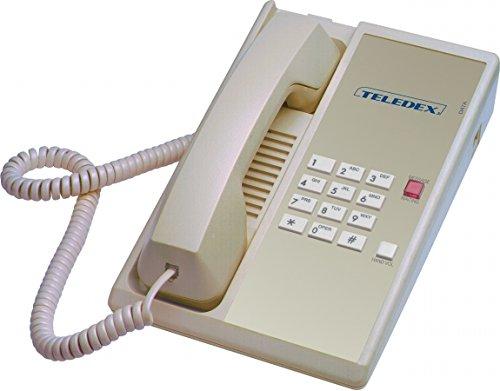 Hotel Telephone (Teledex Diamond Hotel Hospitality Telephone Ash DIA65309)