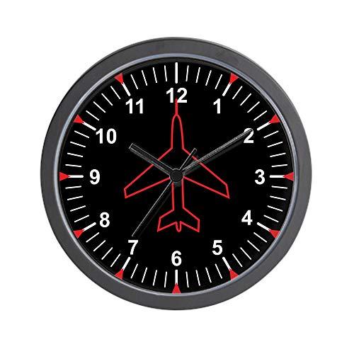 CafePress Heading Indicator Clock Unique Decorative 10
