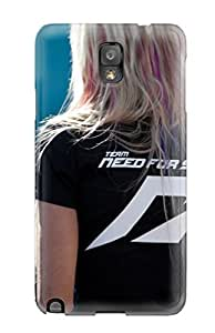 Hot Snap-on Team Need For Speed Hard Cover Case/ Protective Case For Galaxy Note 3
