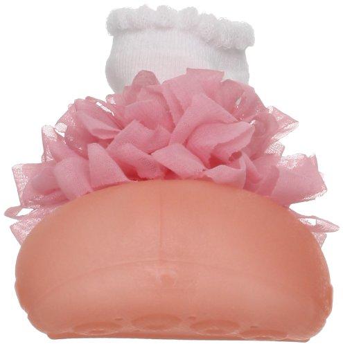 Attipas - Zapatos primeros pasos para niña rosa rosa 21.5 rosa - rosa