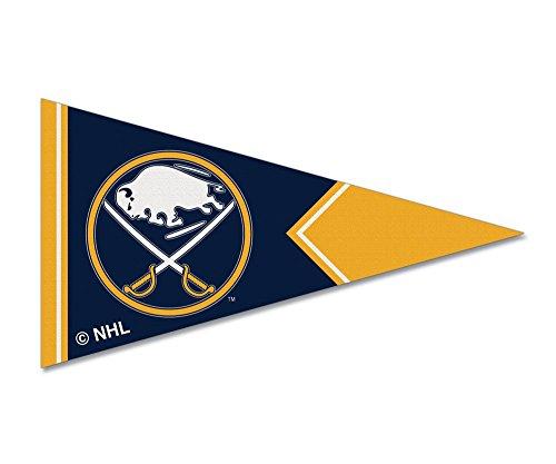 Wincraft NHL Buffalo Sabres Felt Pennant Magnet, 2.5