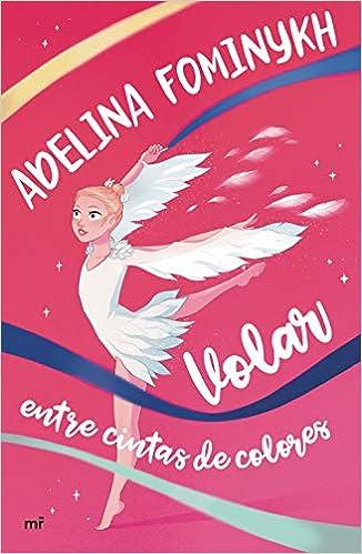 Volar entre cintas de colores de Adelina Fominykh