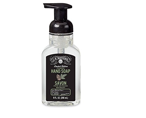 (J.R. Watkins White Pine Foam Soap 9 fl oz , pack of 1)