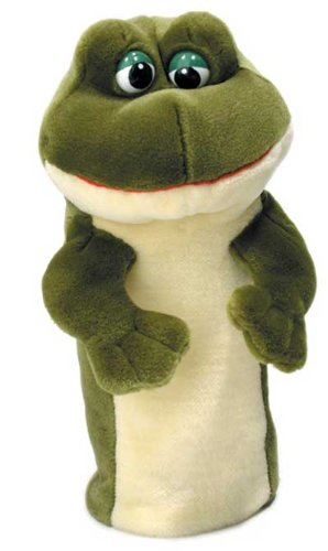 Zoo Animal Golf Head Cover Frog 460cc Plush Soft NEW, Outdoor Stuffs