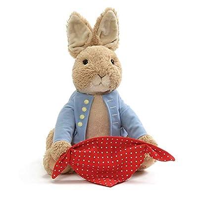 """GUND Peter Rabbit Peek-A-Boo, 10"""""""