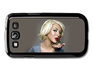 AMAF ? Accessories Christina Aguilera Sending Kisses Photoshoot case for Samsung Galaxy S3