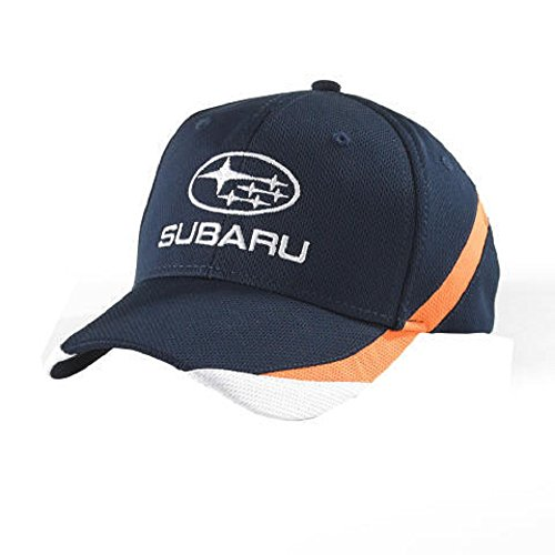Genuine Subaru Gear Tri-Color Ball Cap