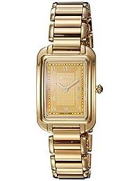 Fendi Women's F701435000 Classico Analog Display Analog Quartz Gold Watch