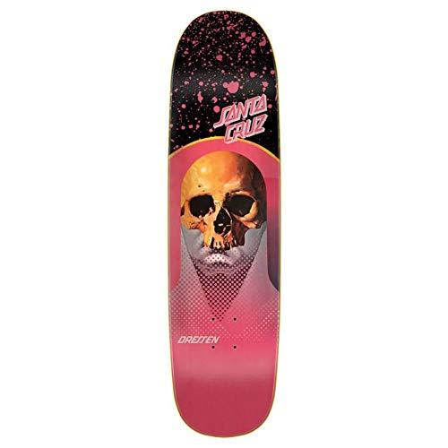 Santa Cruz Multi Dressen Destroyer Everslick - 8.5 Inch Skateboard Deck (Default, Pink)