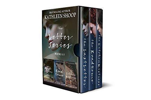 The Letter Series Novels Boxed Set (Books 1-3): The Last Letter, The Road Home, The Kitchen Mistress