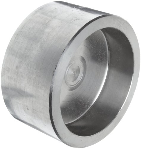 304/304L Forged Stainless Steel Pipe Fitting, Cap, Socket Weld, Class 3000, 1-1/4