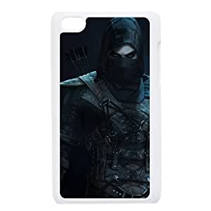 HD Beautiful image for iPod 4 Case White garrett the master thief HOR9877687