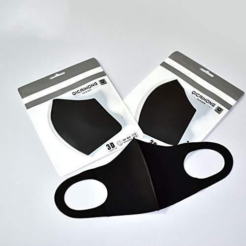 Dust Mask,Ice Silk Cotton Hanging Ear Ventilation Mask