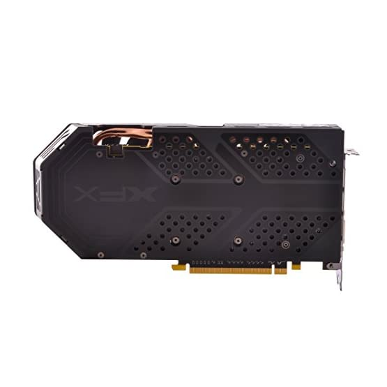 XFX GTS XXX Edition RX 580 4GB OC+ 1386Mhz DDR5 W/Backplate 3xDP HDMI DVI Graphic Cards RX-580P4DFD6 41sfGqDpQPL. SS555