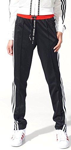 Adidas Originals Women's TopShop Superstar Track Pants Small Black by adidas