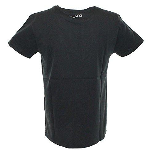 Two Angle T-Shirt Yola Black-S