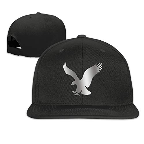Unisex Clean Up Adjustable Hat, Adult Adjustable Hat American Eagle Outfitters Cotton Baseball Cap Dad-Hat Black