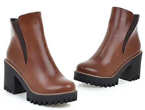 tac nuevas o Las de de las Invierno mujeres botas Oto qdtBwxz67z